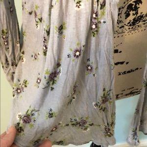 Anthropologie Sweaters - Anthropologie kimchi blue floral cardigan, Sz L